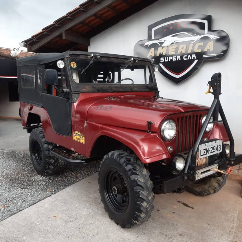 JEEP WILLYS 1970